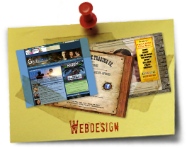 Webdesign by Gilles Nuytens