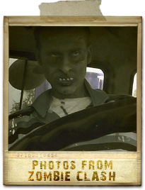 Gilles Nuytens - Photos from Zombie Clash